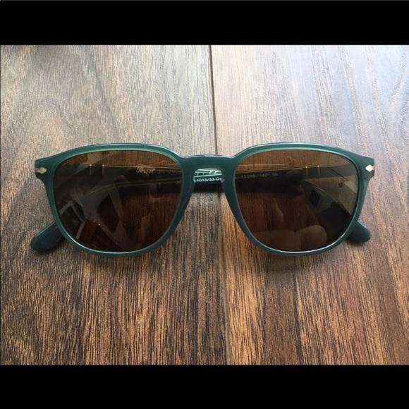 7146d3fc9f75f Persol Ossidiana Italian Sunglasses! NEW!
